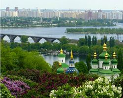 Киев получит туристический логотип