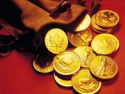 Рынок золота: драгметаллы падают в цене