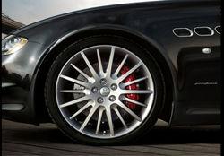 В Сети засветился обновленный Maserati Quattroporte