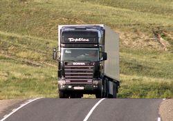 С 20 марта Беларусь ограничит движение транзитных грузовых автомобилей