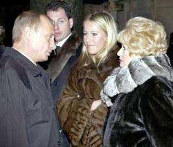 Собчак считает Путина мудрым человеком