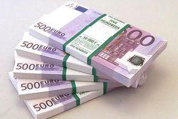 Курс евро упал на азиатских торгах