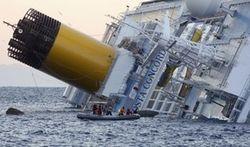 """На судне """"Коста Конкордия"""" восстанавливают работы"""