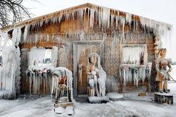 Европа страдает от небывалых холодов