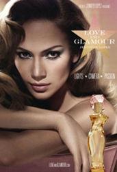 Дженнифер Лопес рекламирует новый аромат