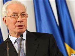 Азаров пообещал российскому премьеру шельф?
