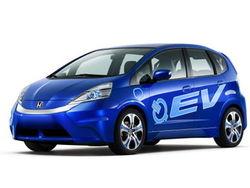 Каков концепт будущего электромобиля «Honda»?