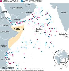 """""""Сомалийское пиратство"""": чем оно грозит всей мировой экономике?"""