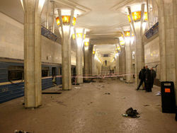 В Минске один из задержанных по подозрению в теракте в метро признался в своей причастности к преступлению