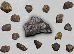 На Земле найдены старейшие микрометеориты