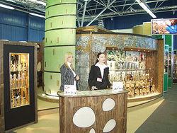 В Кишиневе проходит международная выставка вин