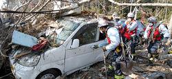 Землетрясение в Японии - величайшая катастрофа со времен Второй мировой