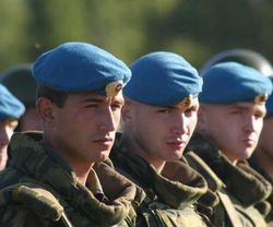 Служащие вооруженных сил России отныне будут носить береты
