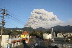 Чем грозит Японии извержение вулкана?
