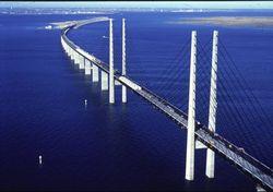 В Украине определились с выбором варианта строительства моста Керчь - Кубань
