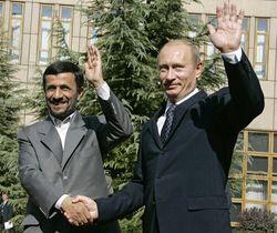 Почему Россия выступает в защиту Ирана?