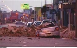 Какие убытки нанесло землетрясение в новозеландском городе Крайстчерч?