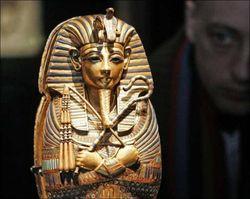 Воры статуи фараона Тутанхамона задержаны?