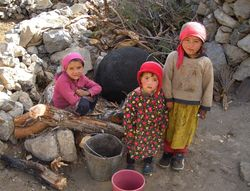 Почему некоторые таджикские дети никогда не видели телевизора?