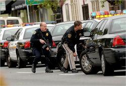 В перестрелке в Калифорнии убиты шесть человек