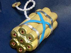 Автолюбитель из Броваров нашел под машиной взрывчатку
