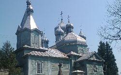 В Тернопольской области произошел пожар в здании старинной церкви