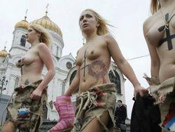 Почему украинки из Femen решили приехать в Минск?