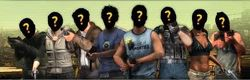 Выбраны игроки, чьи лица попадут в игру Max Payne 3