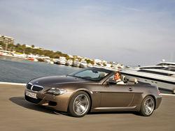 Компания BMW представила новое поколение M6