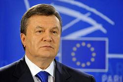 За что ответит Янукович в Брюсселе?