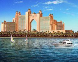 Дубай на седьмом месте по популярности среди туристов России