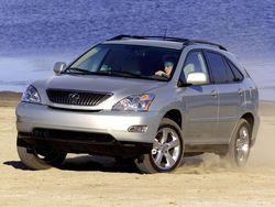 Обновленный Lexus RX получил дизайн от нового GS