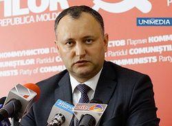 Молдовская коалиция провалила первый раунд переговоров