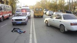 В Петербурге автомобиль сбил ребенка и скрылся