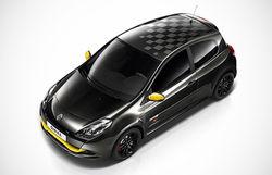 Renault и Red Bull приготовили хэтчбек Clio RS