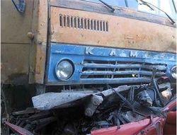 В результате автомобильной катастрофы погиб экс-глава УВД Курска