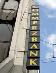 Commerzbank: евро продолжит падать до 1.3355 и 1.3108