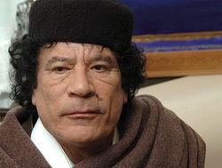 Каддафи предупредил: он готов бомбардировать Триполи в случае, если в него войдут повстанцы