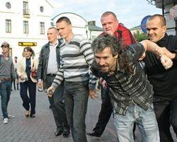 В РБ задержаны сто участников «молчаливой акции»