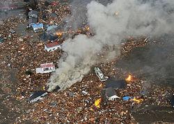Японию охватил ядерный кризис после цунами