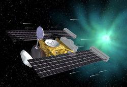 Космический аппарат встретится с кометой в... день Св. Валентина