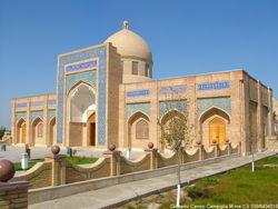 Сколько иностранных туристов посетили Узбекистан?
