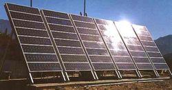 Кыргызским селянам передано 12 солнечных электростанций