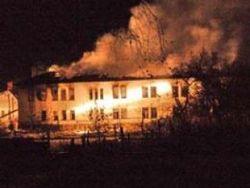 В Марселе в доме престарелых произошел пожар