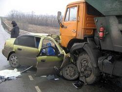 По факту аварии кортежа чиновников начата проверка