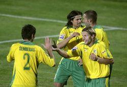 Что удивило литовских футболистов в Чечне?