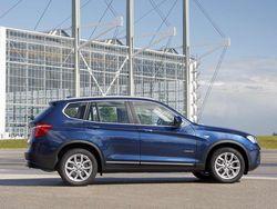 BMW X3 получит в свое распоряжение новый двигатель
