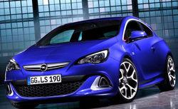 Opel Astra подвергнется фейслифтингу