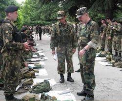 Где власти РЮО найдут профессионалов для своей армии?
