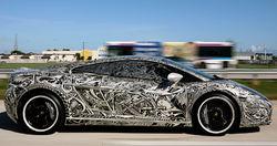 В 2013 появится новое поколение Lamborghini Gallardo